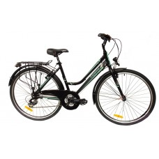 "Велосипед 28"" VNV Expance Lady ALLOY LADY CITY BIKE 21-SPD V-BRAKE рама 47см"