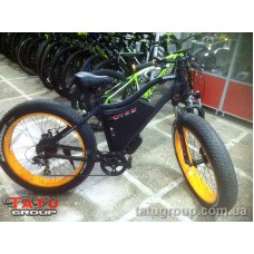 "велосипед 26"" Electric Fat Bike QUANDAO Lionhero"