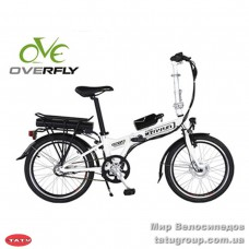 "велосипед 20"" Electric Bike OVERFLY XY-Foldy складн."