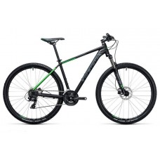 "велосипед 29"" Cube Aim Pro black-n-green 2017 23"""