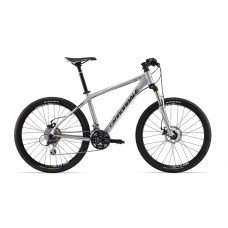 "Велосипед 26"" Cannondale Trail SL 4 рама - L серебр. 2011"