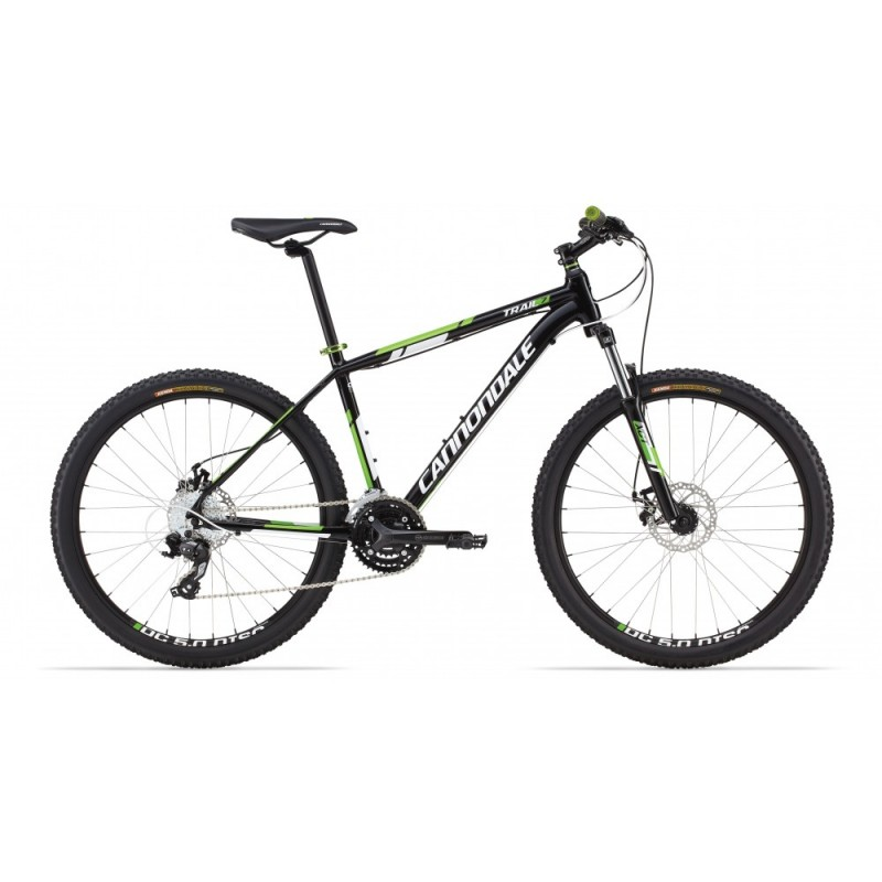 "Велосипед 26"" Cannondale Trail 7 Novela механ. диск рама - L 2014 черн."