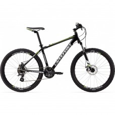"Велосипед 26"" Cannondale Trail 7 рама - M 2013 черн."