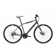 "Велосипед 28"" Cannondale QUICK CX 4 Promax механ. диск рама - L 2014 сер."