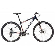 "Велосипед 29"" Cannondale Trail 7 рама - L 2016 синий"