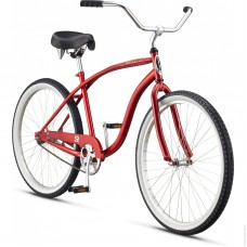 "Велосипед 26"" Schwinn Cruiser One 2015 red"
