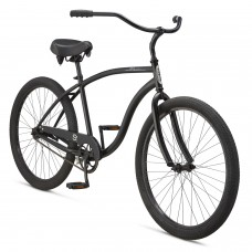 "Велосипед 26"" Schwinn Cruiser One 2015 black"