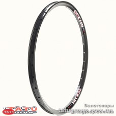 "Обод 26"" SUNringle MTX33 32н sleeved 33mm Black AV"