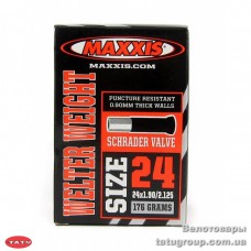 Камера Maxxis Welter Weight 24x1.90/2.125 AV