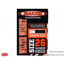 Камера Maxxis Welter Weight 26x1.90/2.125 AV L:48мм